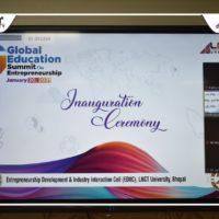 Glimpses of Global Education Summit on Entrepreneurship (15)