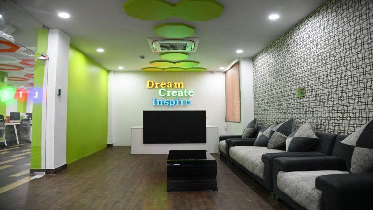 Kalchuri-LNCT Group Incubation Centre 1