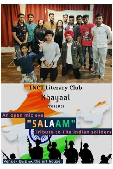 LNCT Literary Club 5