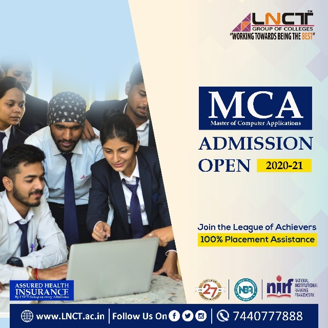 Best College for MCA Course in Bhopal- 2021 2