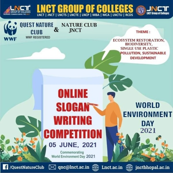 Online Slogan Writing Competition Commemorating WED 2021 1